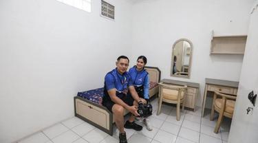 Annisa Pohan Berkunjung ke Kamar Kos Saat Masih Kuliah