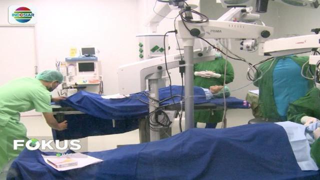 YPP salurkan bantuan pemirsa SCTV-Indosiar dengan menggelar operasi katarak gratis bagi pasien tidak mampu.