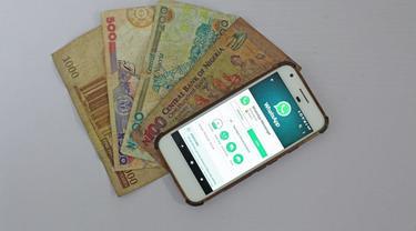 Ilustrasi pinjaman online atau pinjol. Unsplash/Benjamin Dada