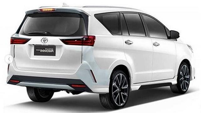 Top3: Wujud Baru Toyota Kijang Innova Dan Avanza