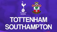 Premier League - Tottenham Hotspur Vs Southampton (Bola.com/Adreanus Titus)