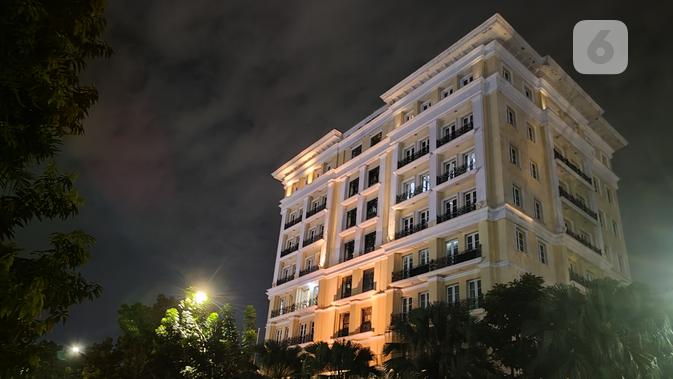 Night Mode, 8MP. Liputan6.com/Iskandar