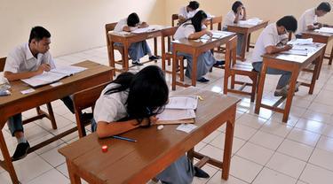 KPAI Pantau Pelaksanaan Ujian Nasional SMA
