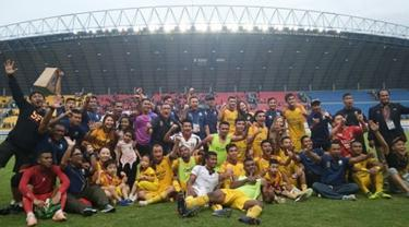 Managemen Minta Maaf Sriwijaya FC Terdegradasi