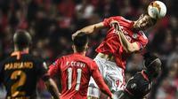 Francisco Ferro masuk dalam daftar incaran Liverpool. (AFP/Patricia De Melo Moreira)