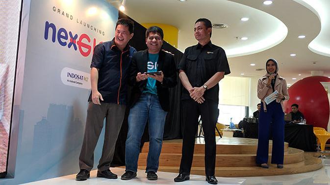EMTK ISAT nexGIG, Layanan IPTV Kerja Sama Emtek dan Indosat GIG - Tekno Liputan6.com