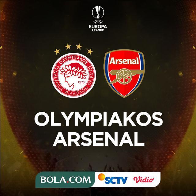 Prediksi Liga Europa Olympiakos Vs Arsenal Memori Buruk The Gunners Musim Lalu Dunia Bola Com
