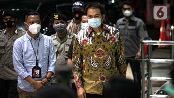 Perjalanan Kasus Azis Syamsuddin hingga Ditangkap KPK