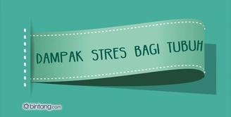 Dampak Stres Bagi Tubuh