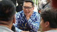 Gubernur Jawa Barat Ridwan Kamil. (Liputan6.com/Huyogo Simbolon)