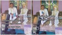 Pasangan Viral. (Sumber: TikTok/ @ridwansonjaya2)