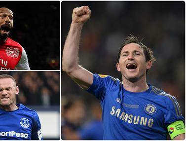 6 Top Scorer Sepanjang Masa Premier League