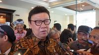 Menteri Pendayagunaan Aparatur Negara dan Reformasi Birokrasi (Menpan RB) Tjahjo Kumolo.(Liputan6.com/Fajar Abrori)