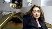 Karya Zaha Hadid selama hidupnya yang telah membuat banguna-bangunan indah dan megah di seluruh dunia