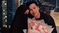 6 Potret Wardah Maulina, Selebgram yang Izinkan Suaminya Poligami (sumber: Instagram/wargamaulina_)