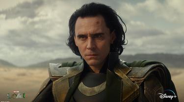 Loki. (Marvel via Twitter/ LokiOfficial)
