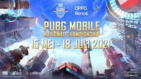 Gelaran PUBG Mobile National Championship yang mendapat dukungan Oppo Indonesia. (Ist.)