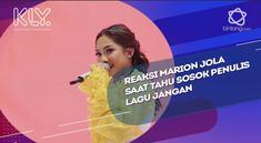 Cerita Marion Jola menggarap debut single Jangan.