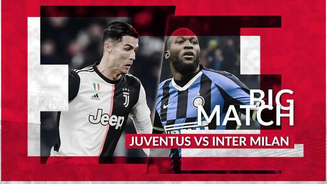 Berita Video Big Match, Juventus Vs Inter Milan, Ketajaman Lukaku Jadi Momok Menakutkan Bagi I Bianconeri