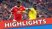 Video highlights Premier League antara Manchester United melawan Aston Villa yang berakhir dengan skor 1-0, Sabtu (16/4/2016) WIB.