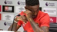 Jermain Defoe sedih ketika disinggung tentang Bradley Lowery. (doc. Daily Mail)