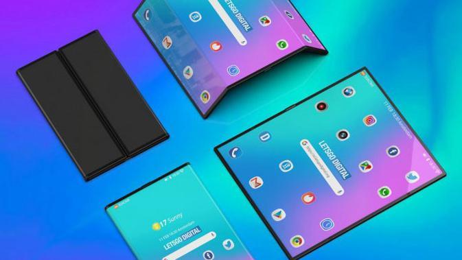 Harga smartphone layar lipat Xiaomi bakal dijual lebih murah ketimbangan vendor lain. (Doc: Let'sGoDigital)