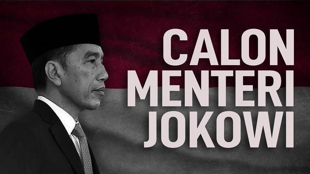 Presiden Jokowi akan umumkan Kabinet Kerja Jilid II pada Senin (21/10/2019). Sederet tokoh hadir diduga kuat jadi calon menteri Jokowi.