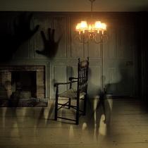 Ilustrasi rumah hantu (Dok.Pixabay)