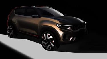 Kia Siapkan SUV Baru yang Siap Meluncur Bulan Depan (Carscoops)