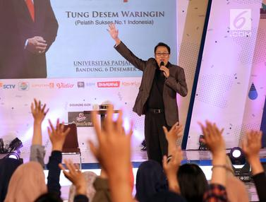 Tung Desem Waringin di EGTC 2018 Bandung
