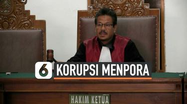 Hakim Pengadilan Negeri Jakarta Selatan menolak gugatan Praperadilan mantan Menpora Imam Nahrawi terhadap KPK. Hakim memutuskan penahanan Imam sah dan sesuai prosedur.