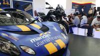 Mandiri Utama Finance layani kredit mobil dan sepeda motor  (ist)