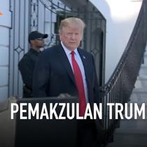 Seorang anggota partai Republik Amerika Serikat menyerukan pemakzuln Presiden Donald Trump.