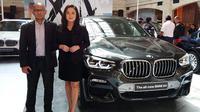 BMW Indonesia menggelar acara Exhibition pada 15-17 Februari 2019 di Plaza Senayan Atrium, Jakarta. (Dian / Liputan6.com)