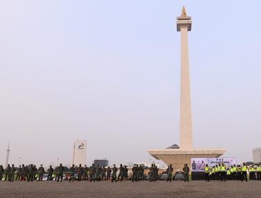 PPKM Darurat, Personil Gabungan Siap Amankan Hari Raya Idul Adha