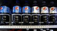 Ilustrasi Pepsi. (AFP Photo)