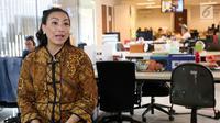 Juru Bicara Prabowo dan Sandiaga Uno, Rahayu Saraswati. (Liputan6.com/Fery Pradolo)