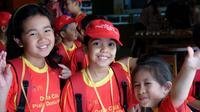 22 Finalis Duta Cilik 2018 FIFA World Cup ikut karantina di Jakarta selama 2 hari