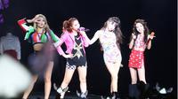 Dunia hiburan Korea Selatan tengah ramai dengan girlband, sayangnya 2NE1 tak ikut bertarung [foto: mykpophuntress]