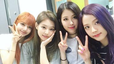 [Bintang] BLACKPINK Optimis Album Square Up Akan Sukses