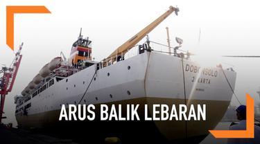 Jakarta terus didatangi para pemudik yang baru selesai berlebaran di kampung halaman. Hari Minggu (9/6), sekitar 1500 penumpang asal Jawa Tengah tiba di Pelabuhan Tanjung Priok.