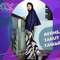 Mantap menggunakan hijab, Indah Dewi Pertiwi tak takut kehilangan tawaran pekerjaan