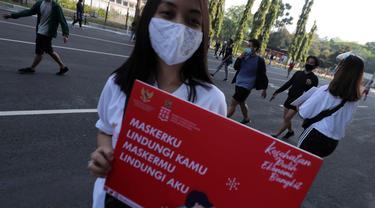 Kampanye Disiplin Pakai Masker