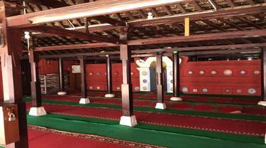 Kisah Masjid Merah Cirebon Tempat Pengajian dan Musyawarah Para Wali