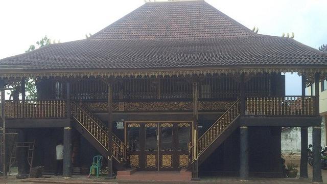 Filosofi Hidup Mati Pada Rumah Limas Palembang Regional Liputan6 Com