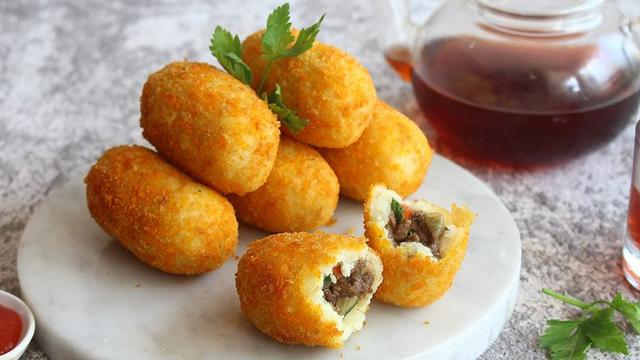ilustrasi resep kroket kentang/pixabay