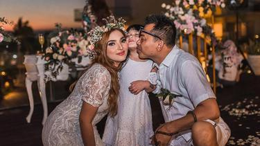 [Bintang] Keluarga Anang Hermansyah