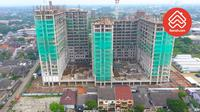 Apartemen Loftvilles City, Ciputat, Tangerang Selatan.