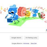 Peringati Hari Anak Nasional, Google buat Doodle Children's Day 2018. (Foto: Screen capture Google)