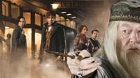 Albus Dumbledore dikabarkan akan muncul dalam Fantastic Beasts and Where to Find Them
